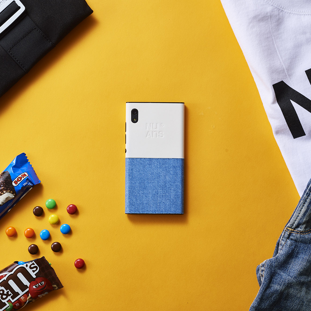 NuAnsのAndroid搭載 スマートフォン NuAns NEO [Reloaded] 、6月9日発売開始